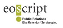 Logo eoscript
